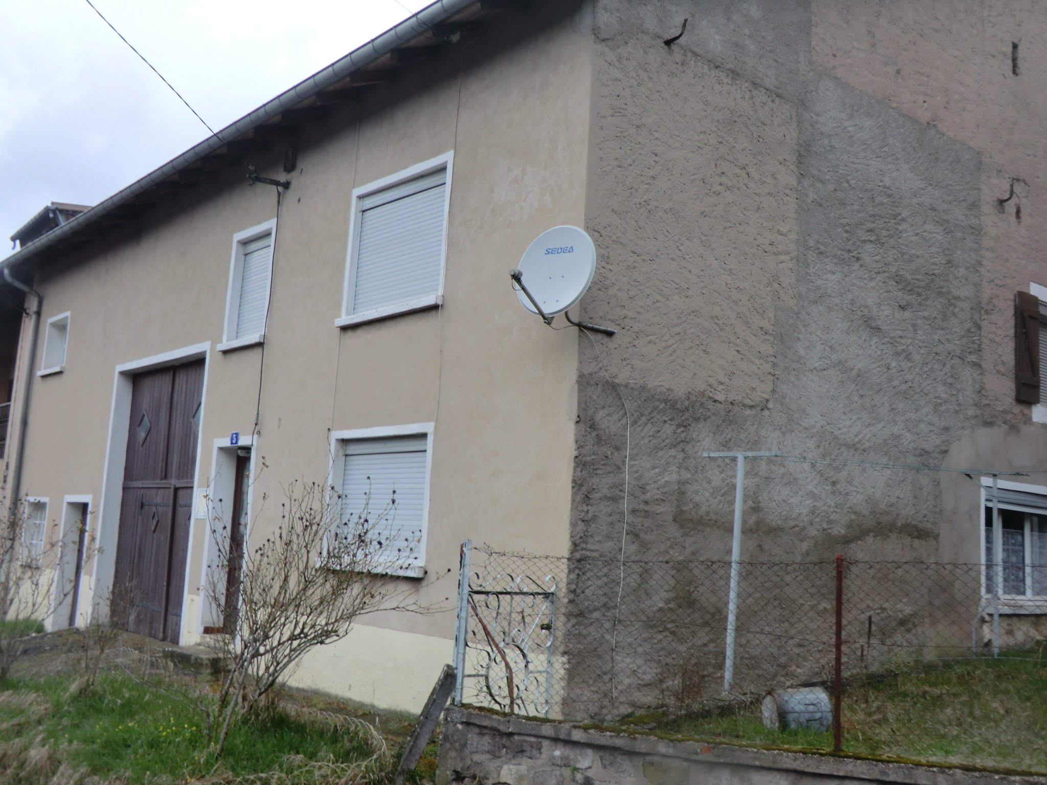 Vente Maison de village pierre percee