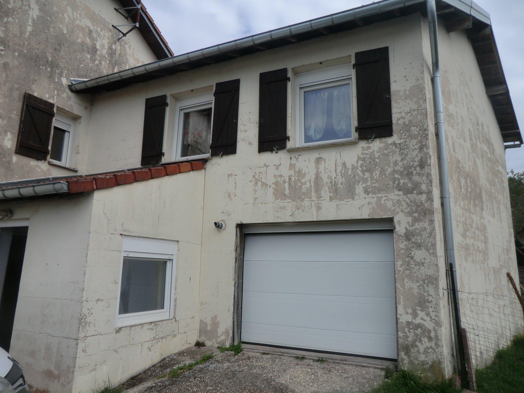 Vente Maison de village luneville